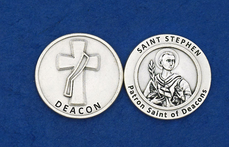Deacon/St. Stephen Pocket Token